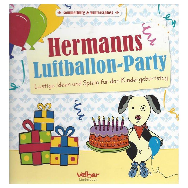 hermanns luftballon party lustige ideen und spiele f r. Black Bedroom Furniture Sets. Home Design Ideas