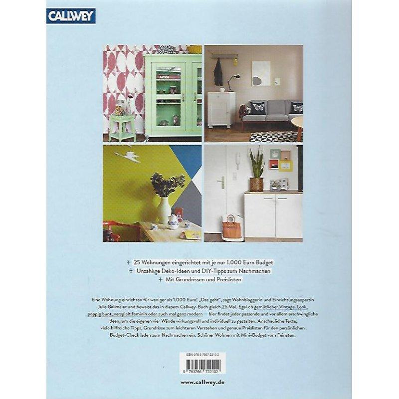 Emejing Unter 1000 Euro Wohnideen Contemporary - Globexusa.us ...