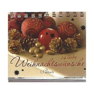 24 Weihnachtswünsche.24 Liebe Weihnachtswünsche Kalender