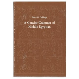A Concise Grammar of Middle Egyptian Mängelexemplar