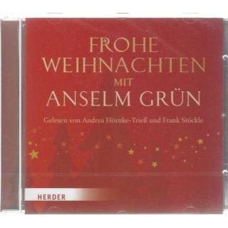 Frohe Weihnachten Cd.Frohe Weihnachten Mit Anselm Grun Audio Cd Audiobook