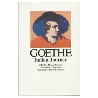 Italian Journey (Goethes Collected Works) (Englisch)