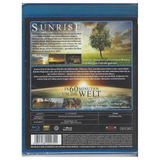SUNRISE - IN 60 MINUTEN UM DIE WELT / VISUAL ART IN FULL-HD / 3D