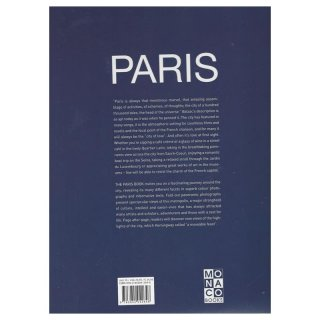 The Paris Book: Highlights of a Fascinating City B-Ware