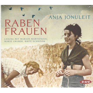 Rabenfrauen (6 CDs) Audio-CD