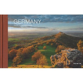 GERMANY: At the heart of Europe Geb.Ausg. Mängelexemplar