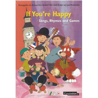 If youre happy: Songs, Rhymes and Games Taschenbuch
