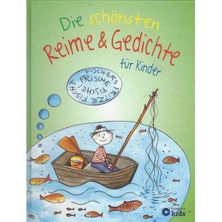 Die Schönsten Reime Gedichte Für Kinder Gb Von Greta Steenbock