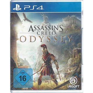 Assassins Creed Odyssey - Standard Edition - [PlayStation 4]  gebraucht