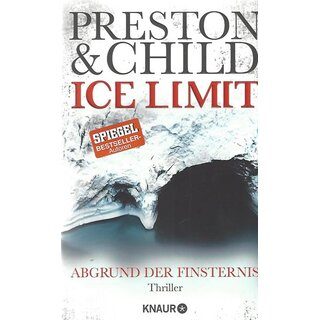 Ice Limit Broschiert Mängelexemplar von Lincoln Child