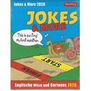 Jokes & More Sprachkalender von Harenberg