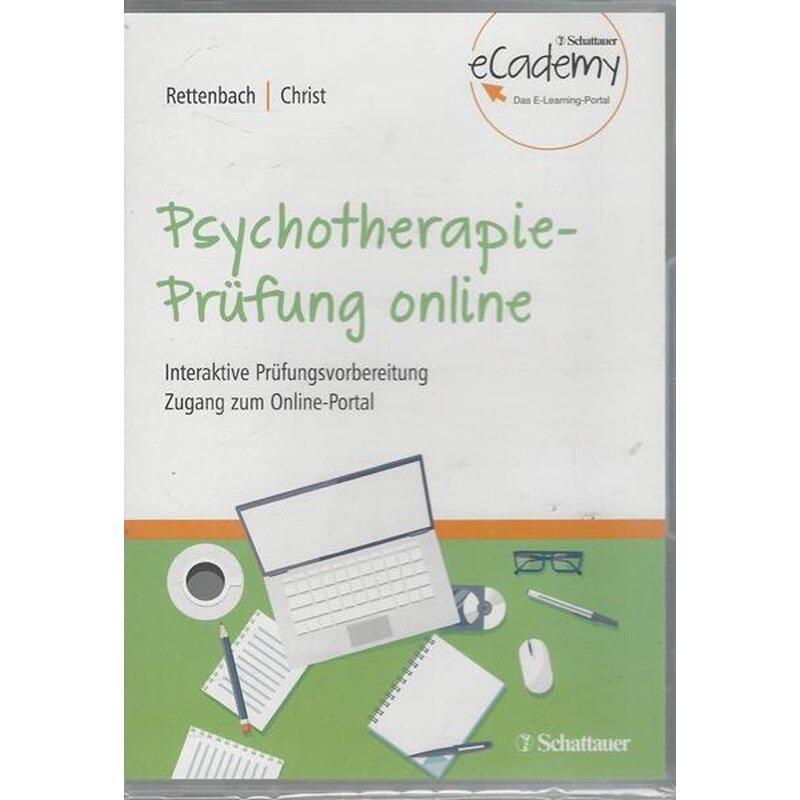 Approbationsprüfung Psychotherapie