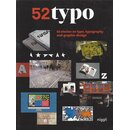 52 Typo: 52 stories on type, typography Tb....
